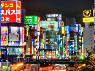 SHINJUKU 2minWalk WIFI 2BR FAMILY., Shinjuku