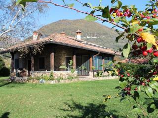 Trilocale in villa a Domaso per 6 persone ID 260