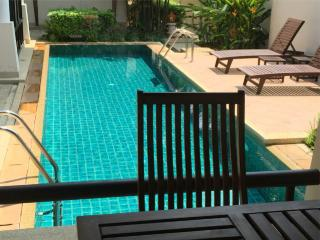 luxury lake view 3 bedrooms pool villa, Chalong
