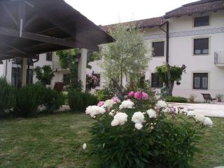 camera'Charlotte' in villa in Monferrato, Asti