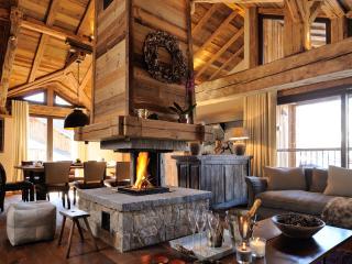 The Ecurie - Charming Mountain Home, Saint-Martin-de-Belleville
