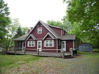 Winter Vacation Rental in Albrightsville/Towamensing Trails