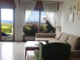 Apartamento con jardin vista al mar coves noves, Arenal d'en Castell