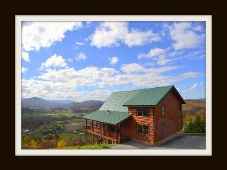 Heaven's View } Jaw Dropping Views of the Smoky's, Pigeon Forge
