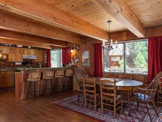 Gordon Pet Friendly Cabin, Lake Tahoe (California)