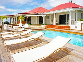 Villa  Denise, Gustavia