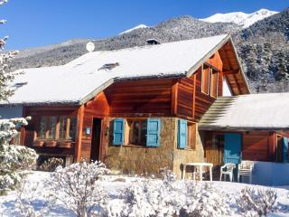 CHALET - 6 pers - Jardin & navette ski gratuite