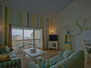 Surf Condo 332 - Magnificent Ocean View, Coastal Decor, Pool, Beach Access, Onsite Laundry, Surf City