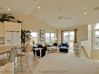 Hang Time - Stunning Sound View, Pet Friendly, Near Ocean