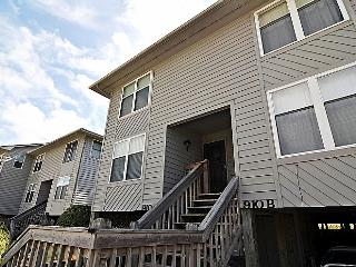 910-B Turtle Cove - Wonderful Views, Community Pool, Oceanfront Beach Access, Surf City