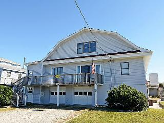 Barnacle - Fantastic View, Pet Friendly, Spacious Deck, Oceanfront Access, Topsail Beach
