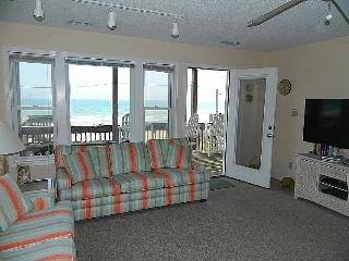 Carolina Joy North - Spectacular Oceanfront View, Beach Access, Near Shopping, Surf City