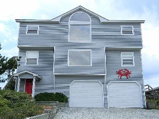 Crabby Shack - Remarkable Ocean View, Direct Beach Access, Topsail Beach