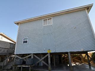 Second Place -  SAVE UP TO $140 - Classic Oceanfront Cottage, Topsail Beach