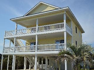 Tee & Sea - Unobstructed Ocean View, Convenient Beach Access, Colorful Interior, Quiet Area, North Topsail Beach