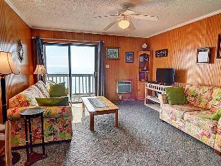 Topsail Reef 202 - - Affordable Oceanfront with GREAT view!