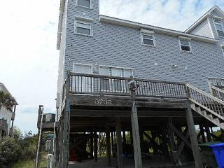Isle Be Seaing You - Scenic Water Views, Dock, Near Ocean, North Topsail Beach