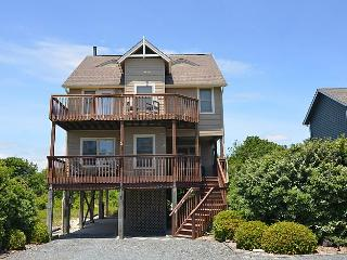 Southern Wynds - Beautiful Ocean View, Cozy Home, Community Pool, Pet Friendly, North Topsail Beach