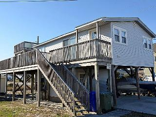 Langley's Place -  SAVE UP TO $120!!  Screened Porch, Sun Deck, Pet Friendly, North Topsail Beach
