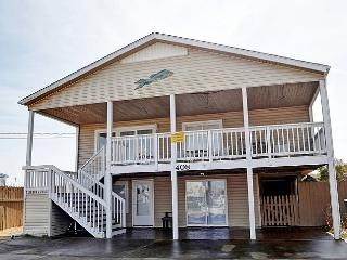 Shore's Bliss - Spacious Oceanfront Home with Private Beach Access!