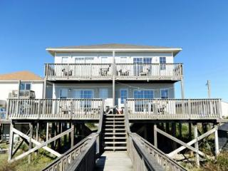 Bookhardt North -  Breathtaking View, Pet Friendly, Oceanfront, North Topsail Beach