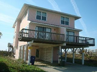 Beach Blessing North - Excellent View, Simple & Cozy, Oceanfront Access, North Topsail Beach