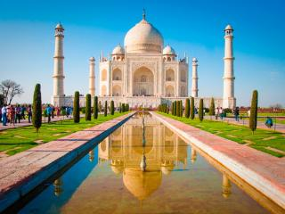 Shakti Voyages Golden Triangle tour, Nuova Delhi