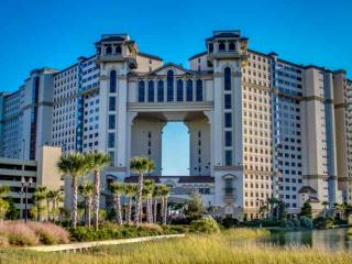 Luxury Oceanfront North Beach Towers 2BR 2BA Condo. 2.5 Acres of Pools. Sleeps