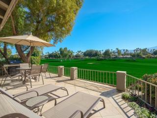 Extreme 180 Degree Double Fairway Southern Views of Santa Rosa Mountains -- The Lakes Country Club, Palm Desert