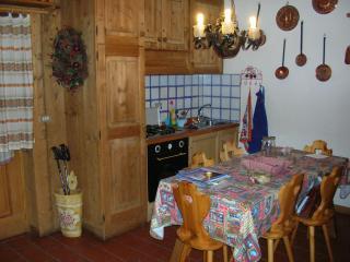 Chalet romantico 8C nel cuore delle Dolomiti