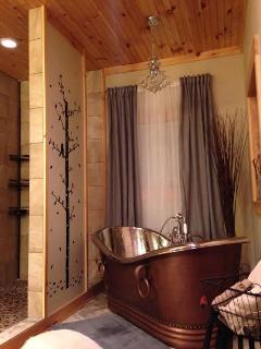 Bath in Master Bathroom