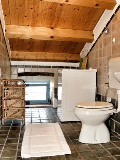 Bathroom, top floor