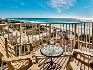 BEACHFRONT BEAUTY FOR 6! GREAT VIEWS! 10% OFF MARCH STAYS! CALL NOW!, Miramar Beach