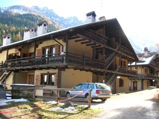 Chalet romantico nel cuore delle Dolomiti