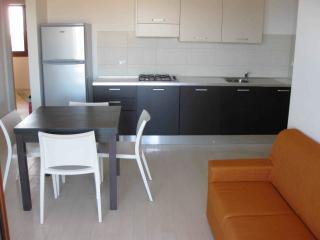 Appartamento con terrazza e splendida vista mare