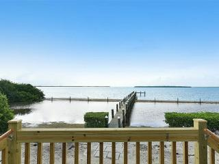 Big Water Views, New Dock With No Neighbors, Big Pine Key