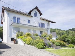 Spacious apartment with mountain view, Bacharach
