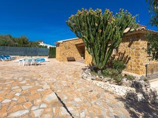 Villa Castellet en Benissa,Alicante,para 8 personas