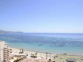 Apt. with views,beach Calpe