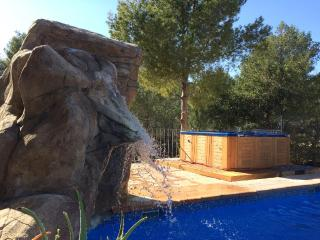 Villa with pool,garden Benissa, Calpe