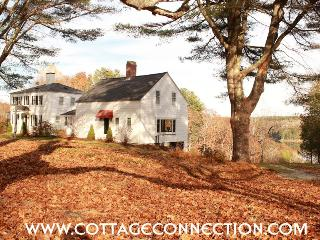 THE DUCK HOUSE | BOOTHBAY | MAINE | WATERFRONT | SPACIOUS | LUXURY ESTATE |, Boothbay