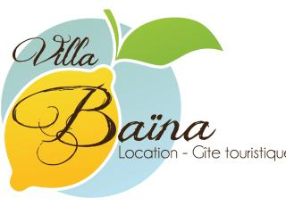 Logo de la Villa Baïna