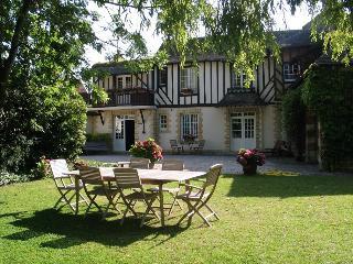 Belle et spacieuse maison normande 4 ch 8 pers, Bavent