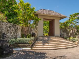 Silent Waters Villa entrance