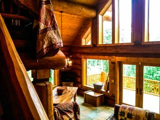 Large 3-floor Cabin outside Breck, Fairplay
