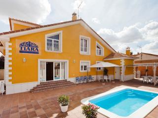 Villa para19 personas con jardin privado