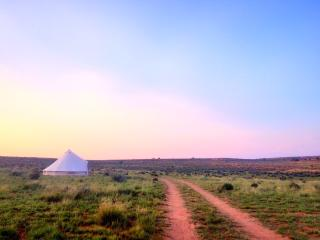 Bell Tent (2) Glamping on Navajoland, Page