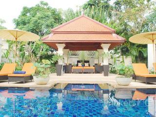 Balinese 4-Bed Pool Villa in Bangtao, Chalong