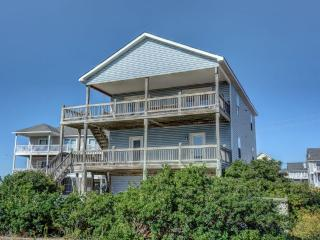 N. Topsail Dr. 814 Oceanfront-B Lot! | Private Pool, Internet, Pet Friendly, Surf City