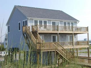 New River Inlet Rd 388 Oceanfront! | Jacuzzi, Fireplace, Hot Tub, Internet, Wedding Friendly, North Topsail Beach